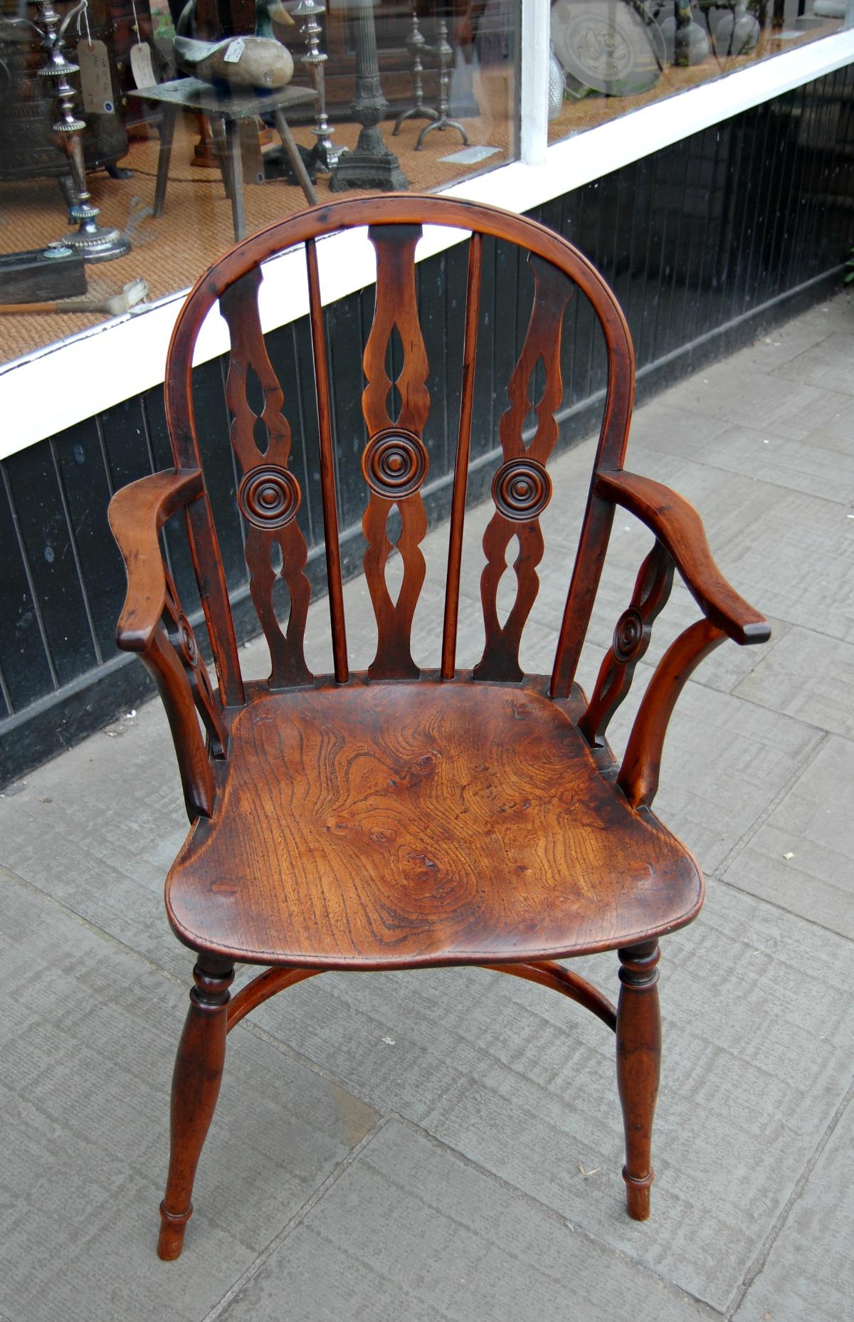 side arm century back chairs danish scandinavian of mg high chair for oak set sale renaissance antique antiques